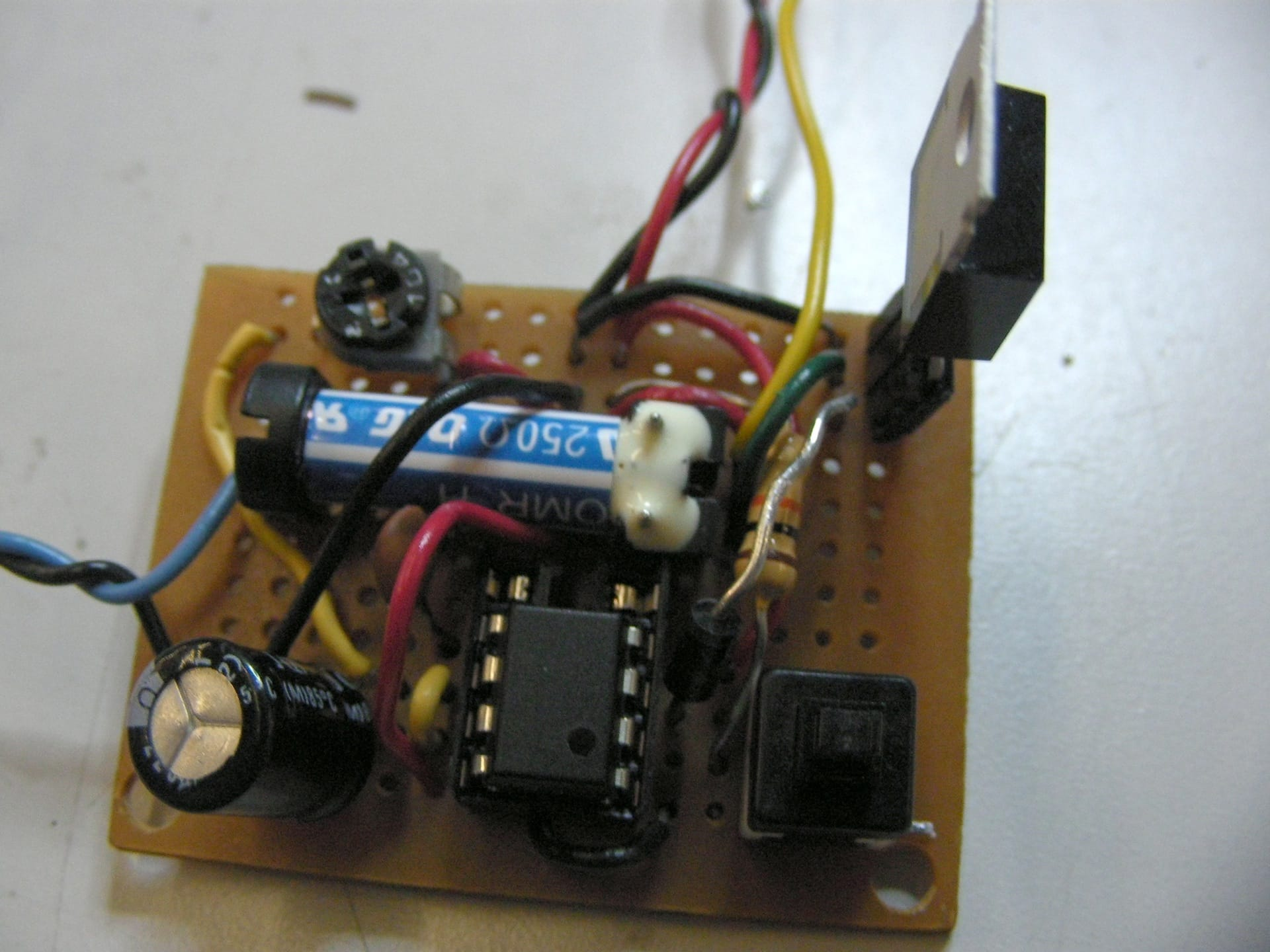 Have robot dog, will travel – timer PCB prototype _047_1920px